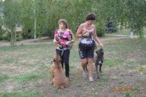 Регина и Джая, Наталья и Сэм.